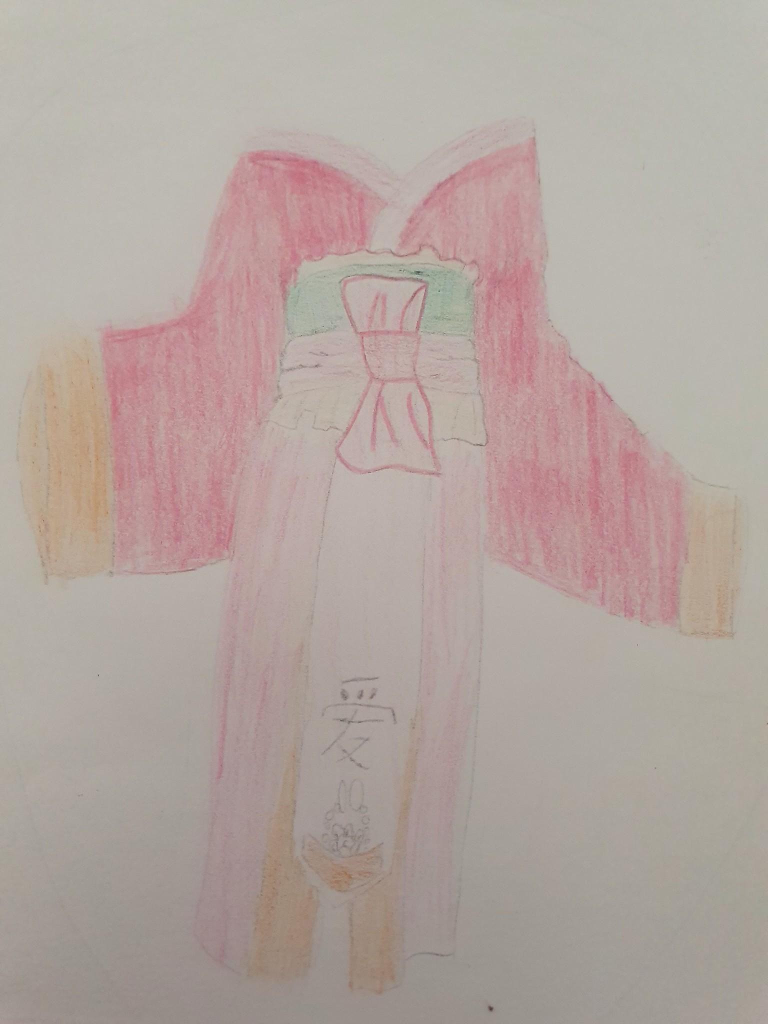 Sarah-Lucie S., 9 Jahre, aus PARIS
