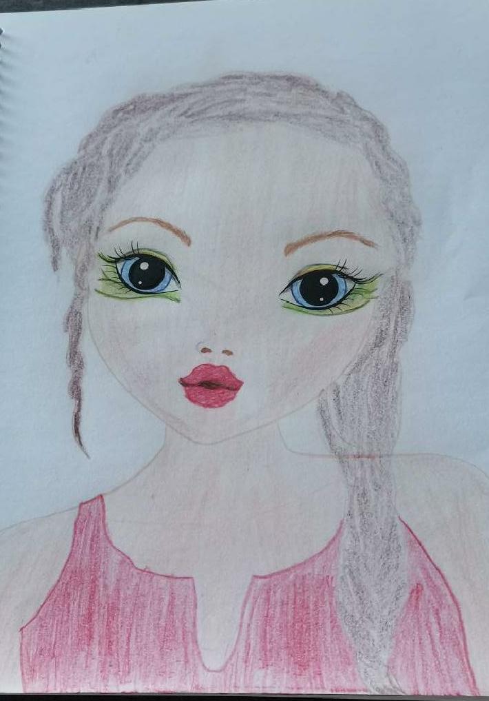 Clara E., 11 Jahre, aus LE MESNIL ESNARD