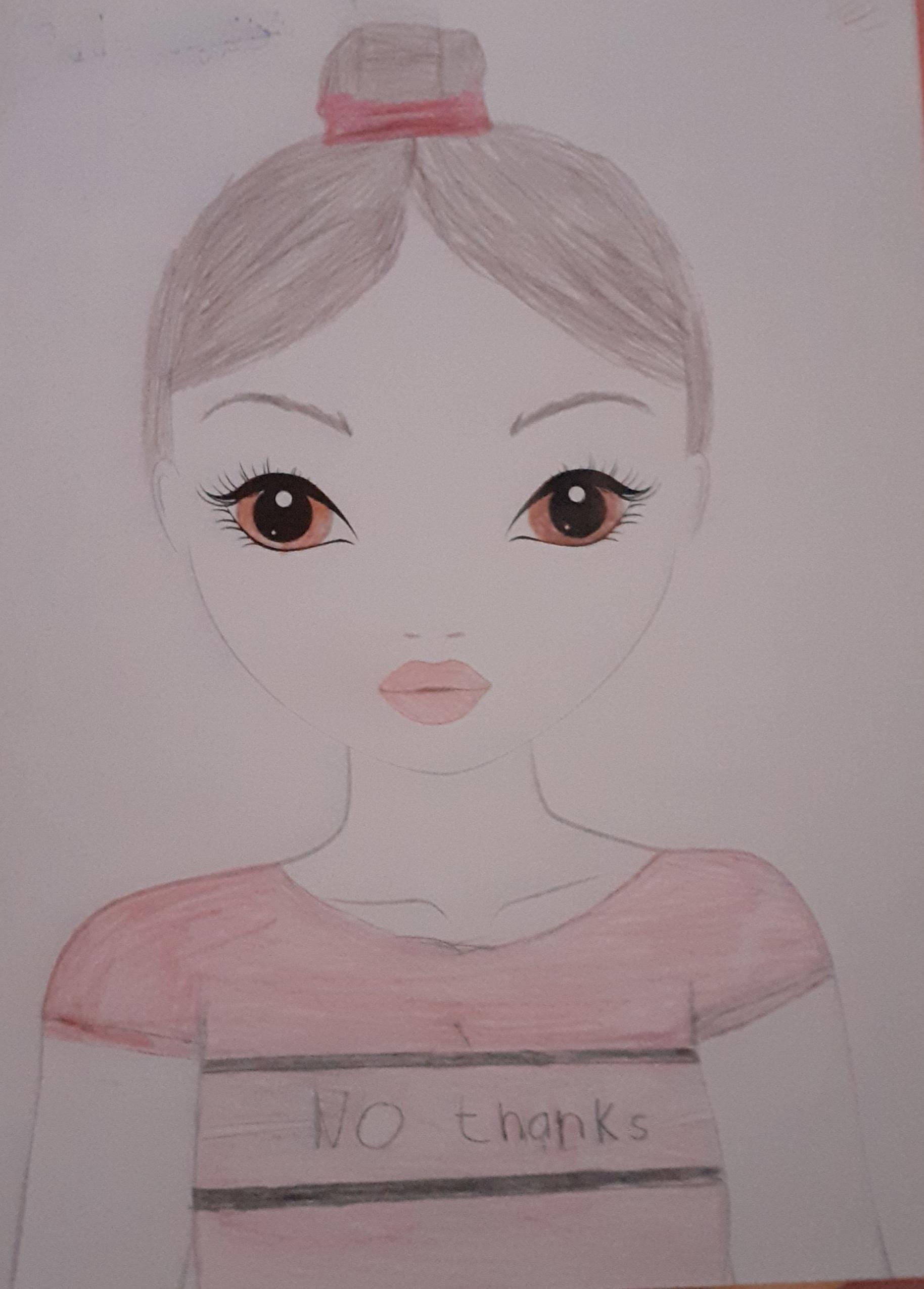 Jade R., 11 ans, sur Houilles