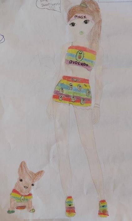 Asmae e., 10 Jahre, aus Zaltbommel