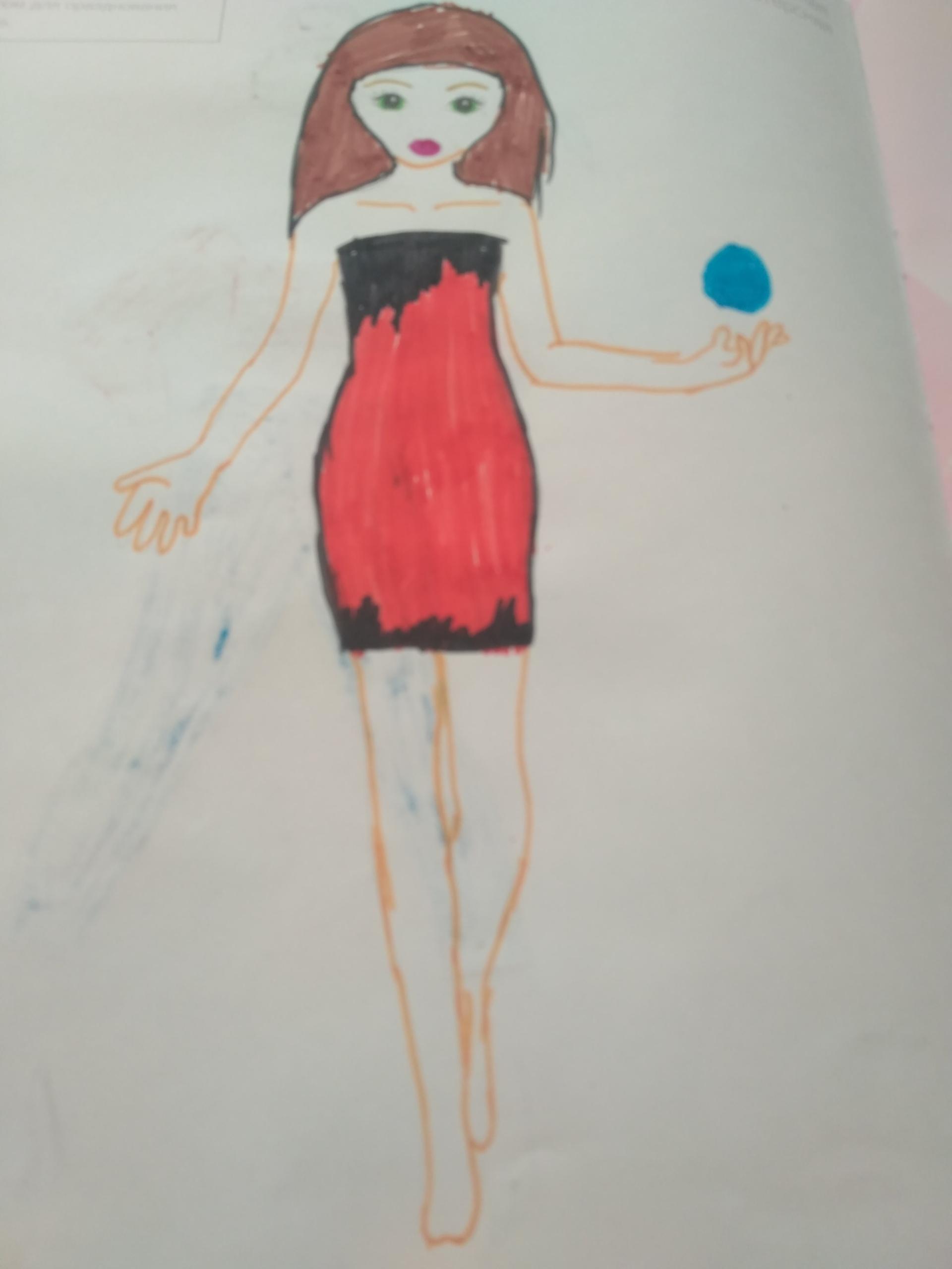 Соня Ч., 10 Jahre, aus Аркадак