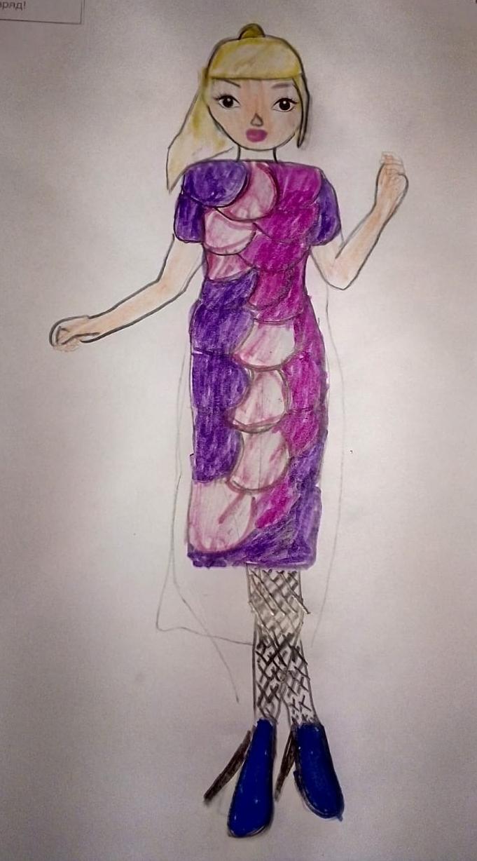 Полина Р., 9 Jahre, aus Кемерово