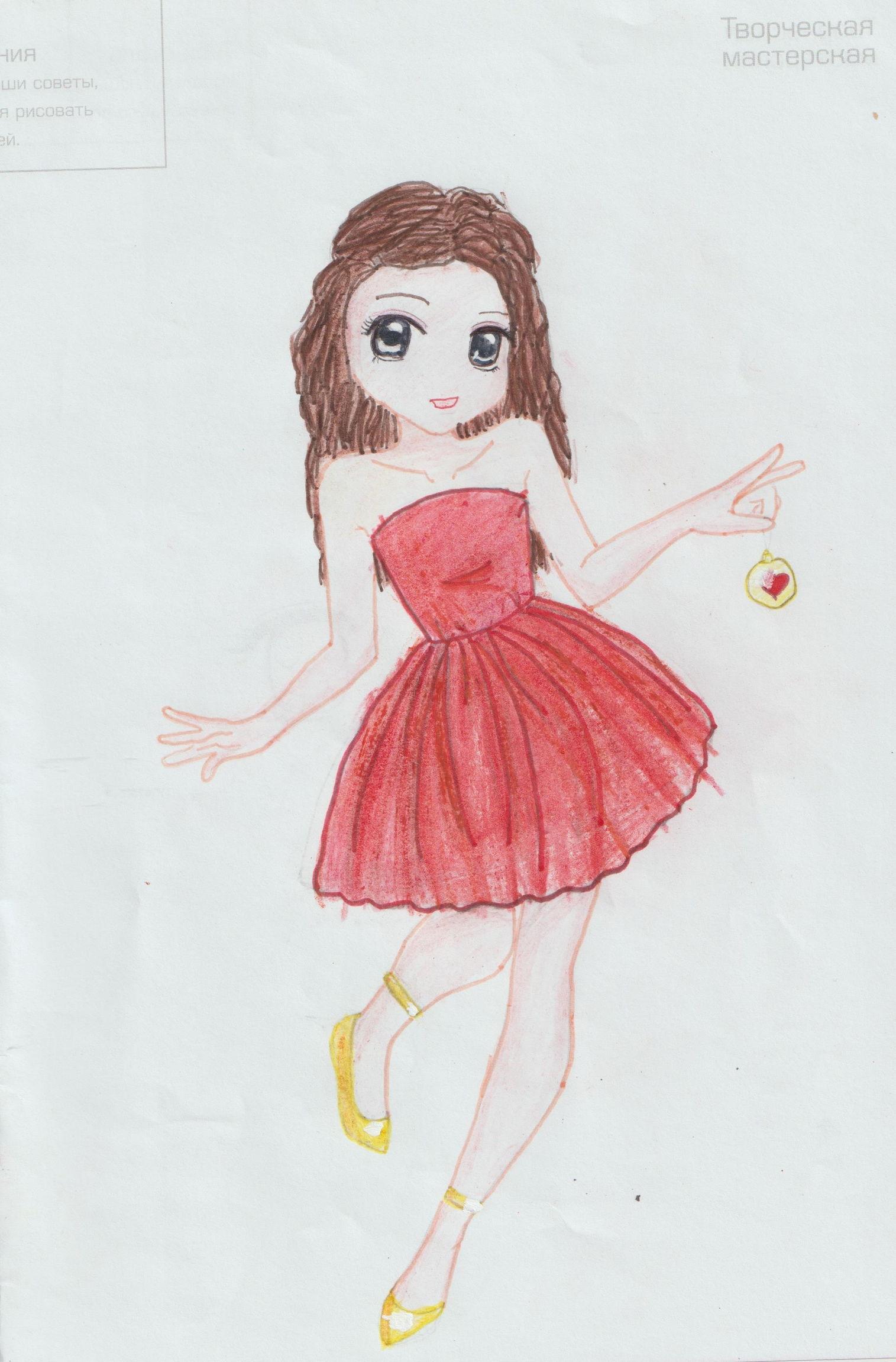 Аня С., 11 Jahre, aus Димитровград