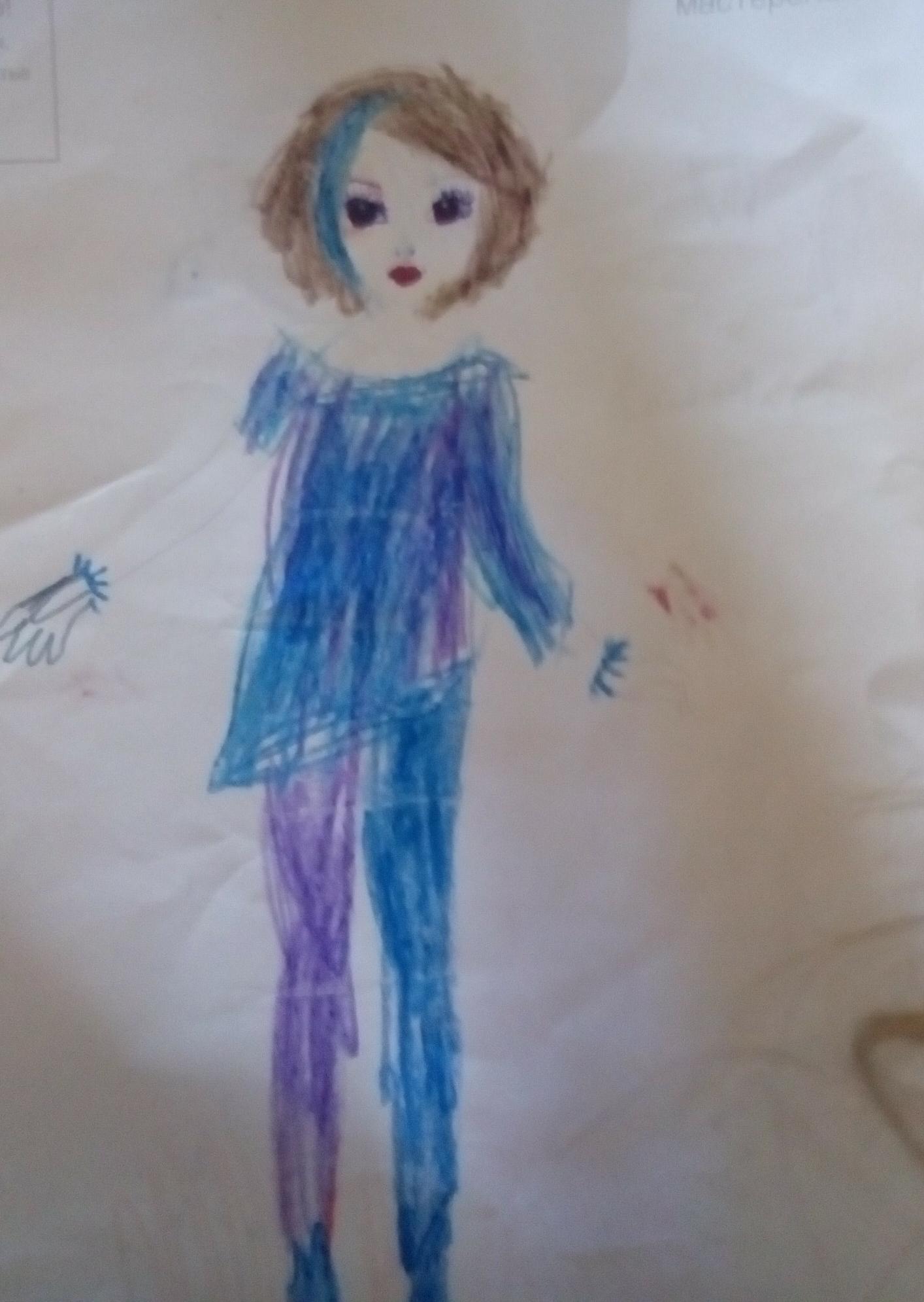 Арина  Я., 10 Jahre, aus Ижевск