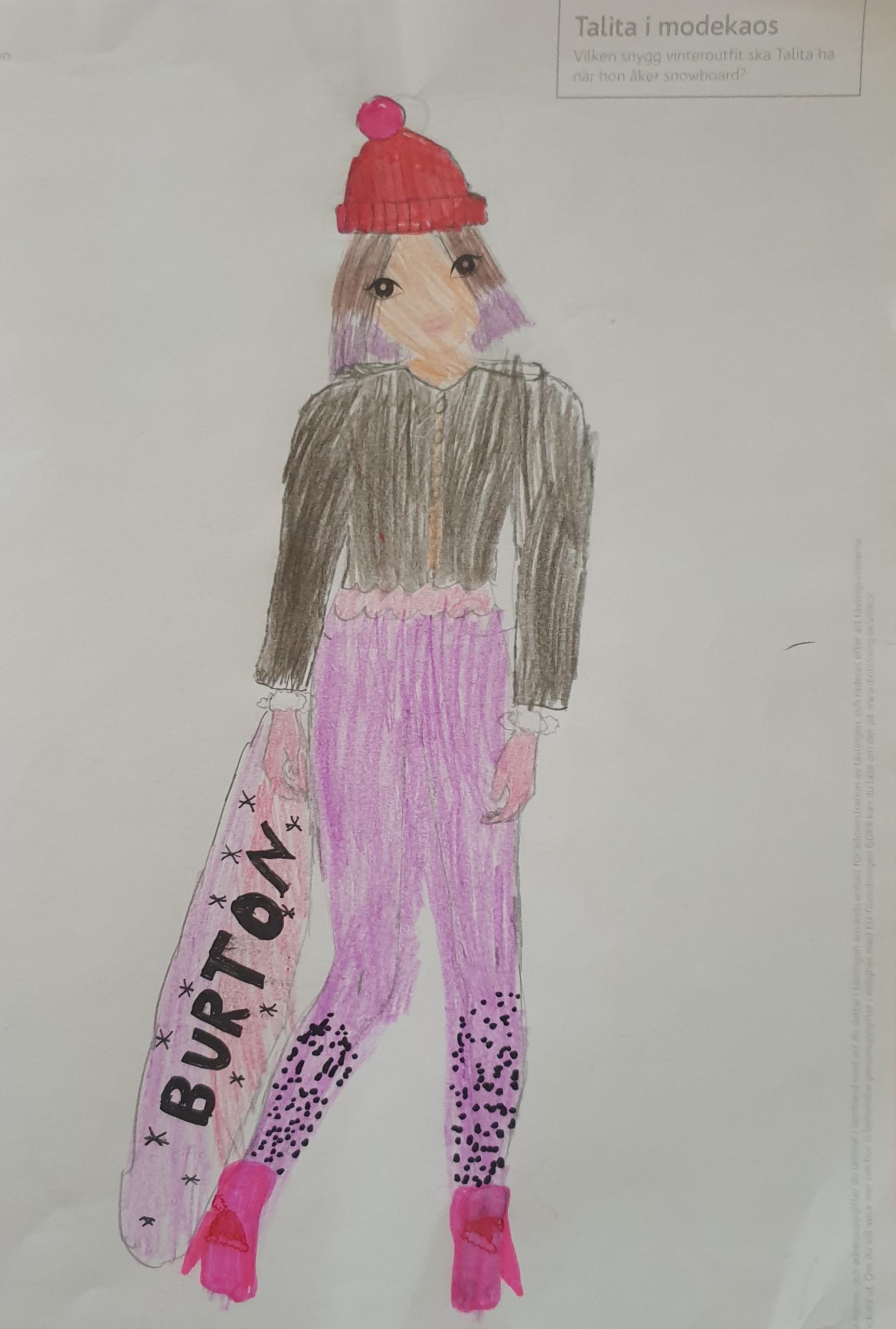 Gulli  M., 9 Jahre, aus Tumba