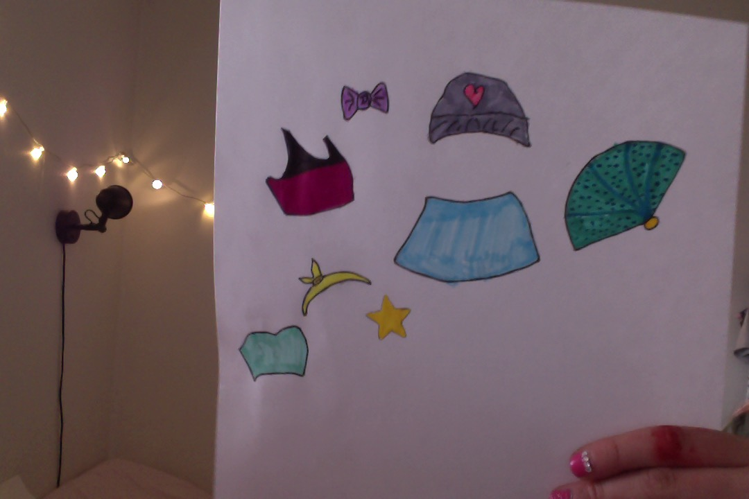 Eira R., 8 år, ur Norrköping