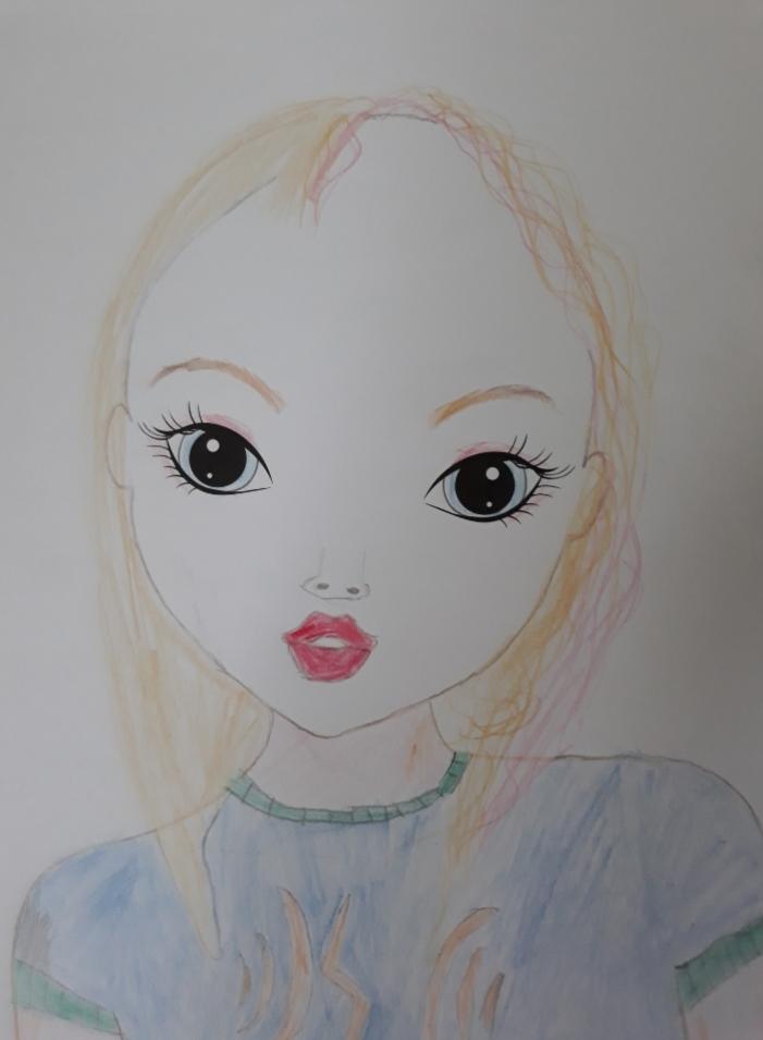 Sara B., 7 Jahre,aus Bochum