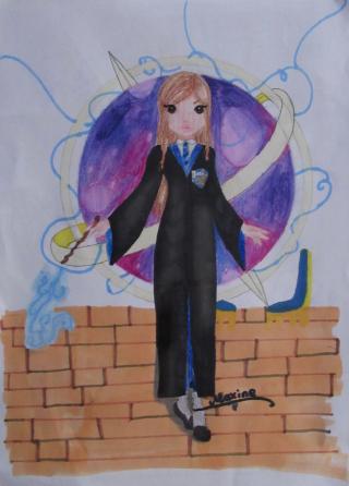 Maxine B., 10 Jahre,aus Leutershausen