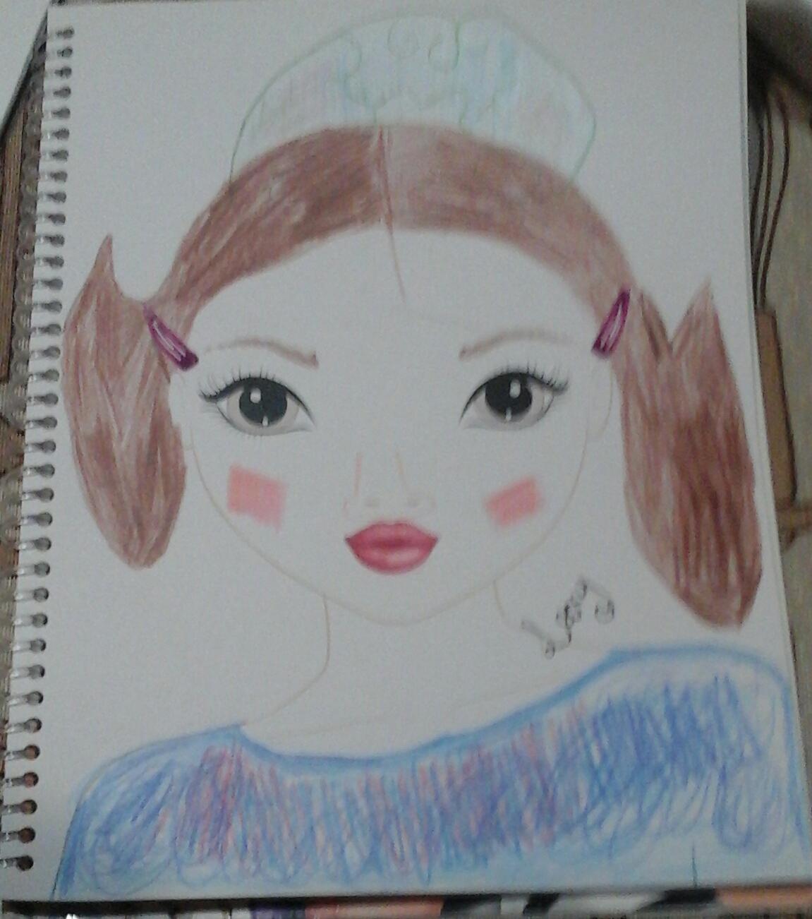 Berta M., 10 Jahre, aus Huelva