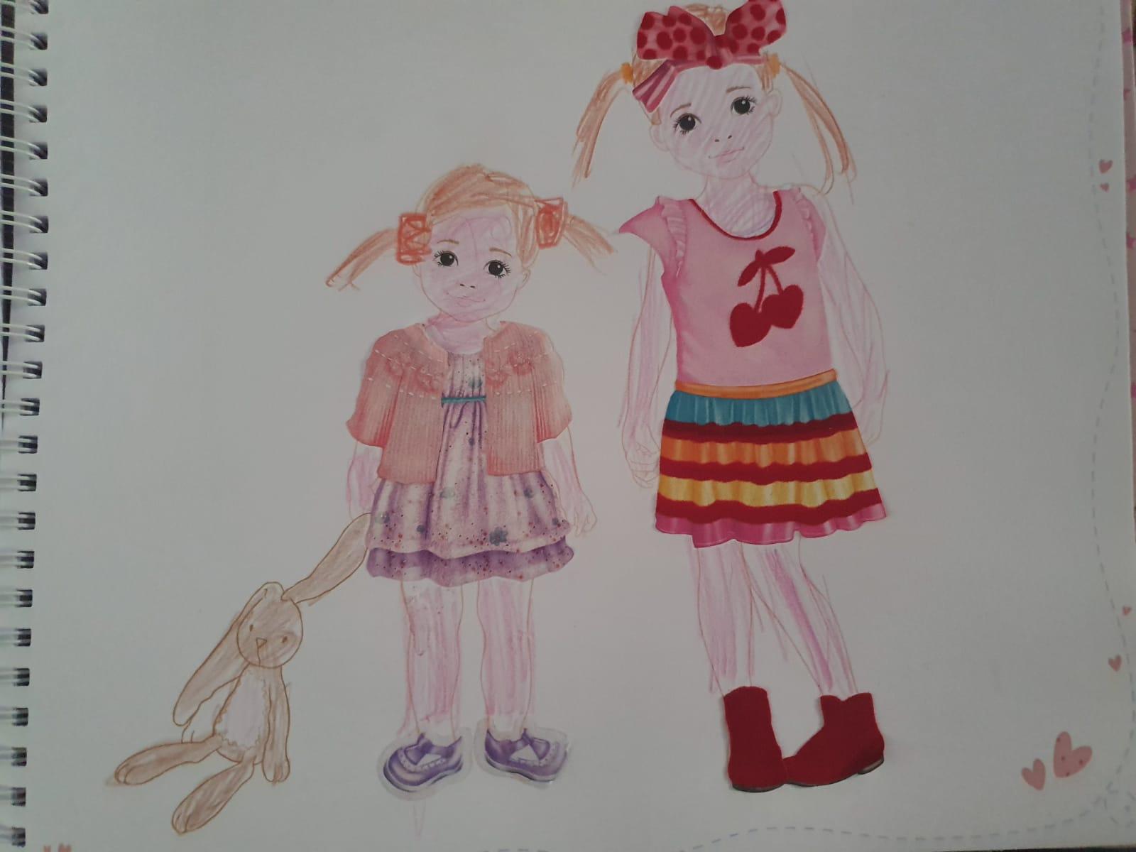 Enora O., 6 Jahre, aus Clermont-Ferrand