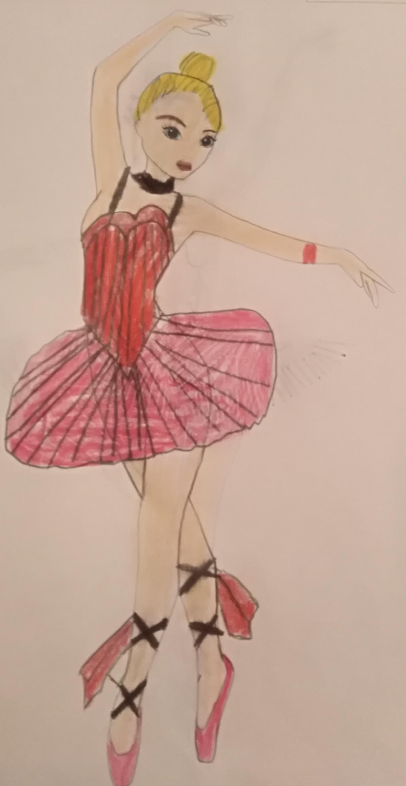 Alexia M., 9 Jahre, aus Köln