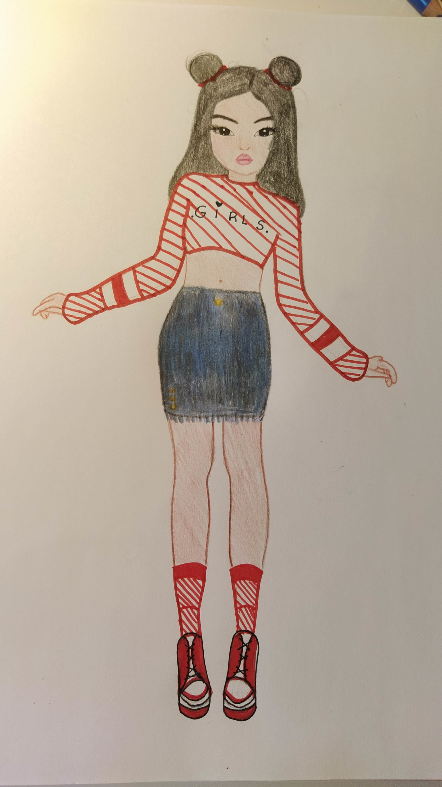 Marta S., 11 Jahre, aus Estepona