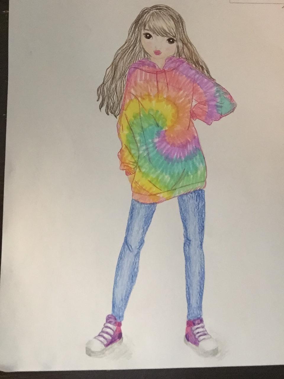 Lucy V., 11 Jahre, aus Zürich
