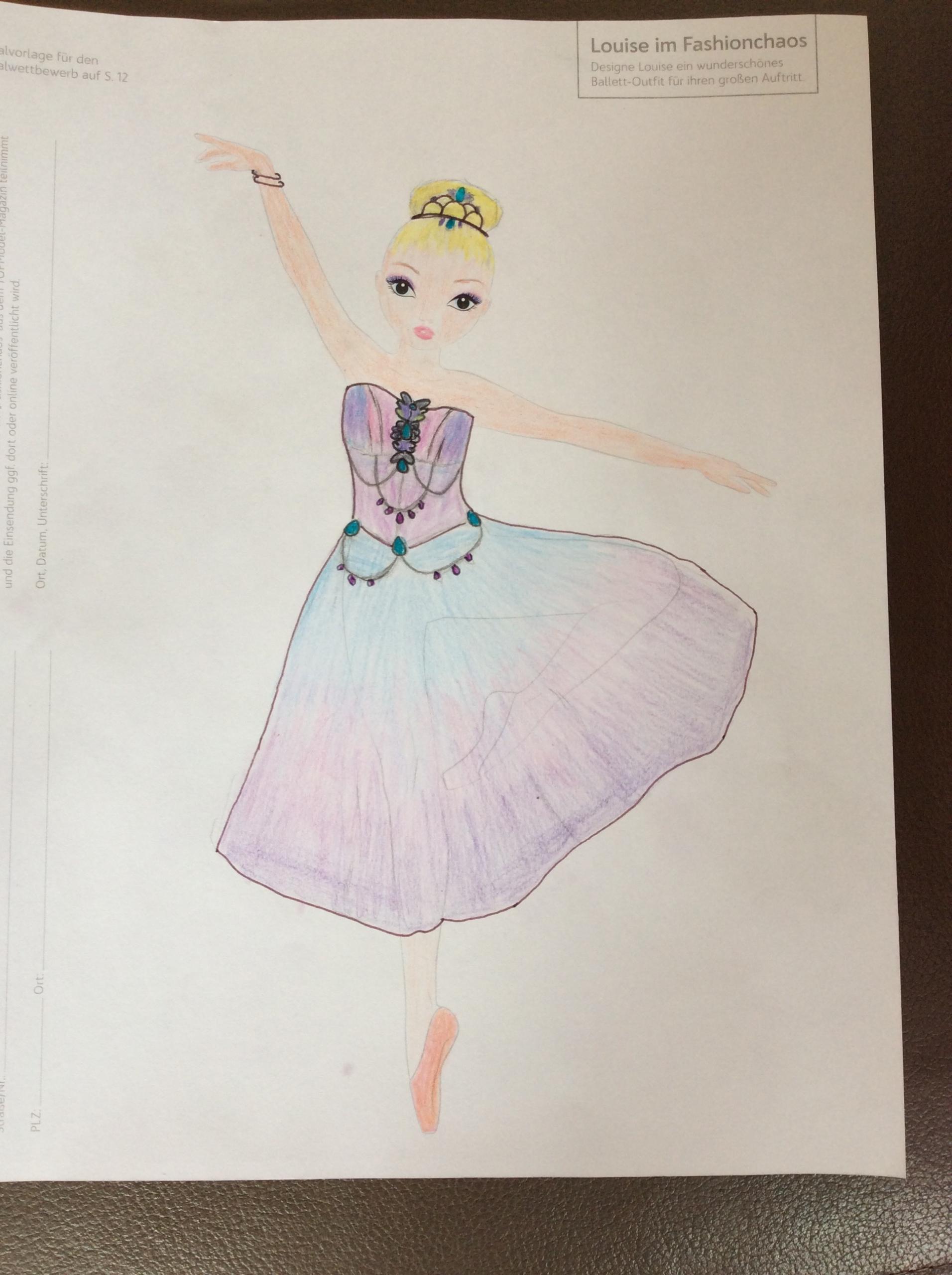 Helena  G., 12 Jahre, aus Oeversee