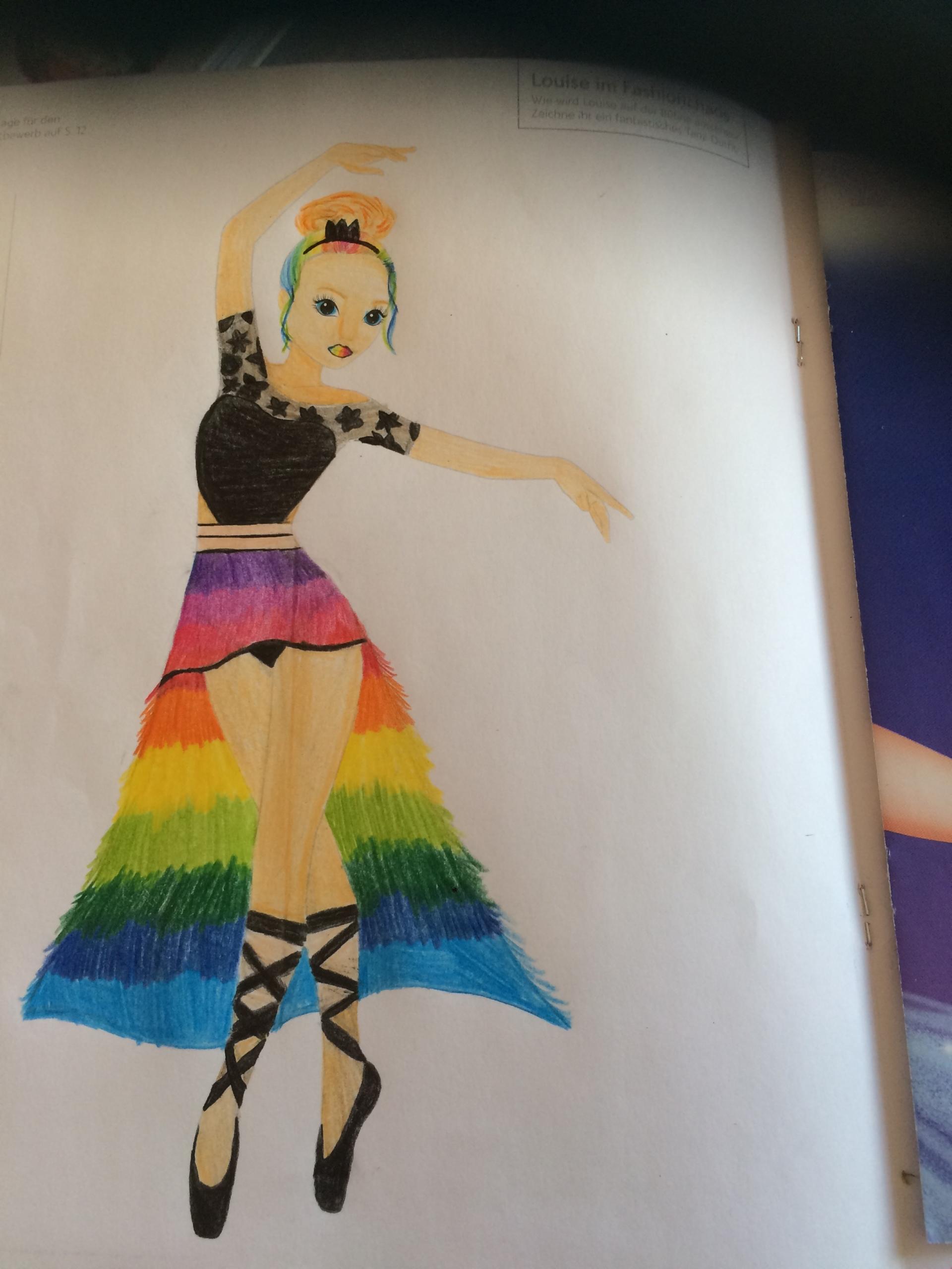 Anna  H., 12 Jahre, aus Zandt