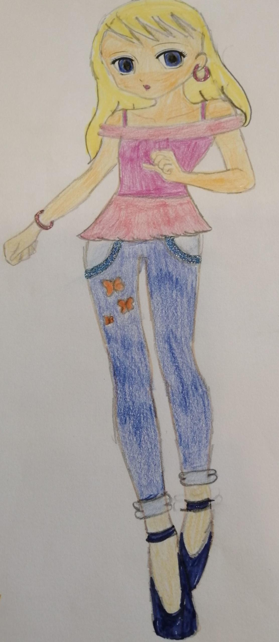 Lisa L., 11 Jahre, aus Radolfzell