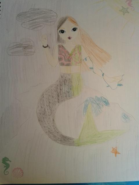 Elena R., 11 Jahre, aus Wedemark