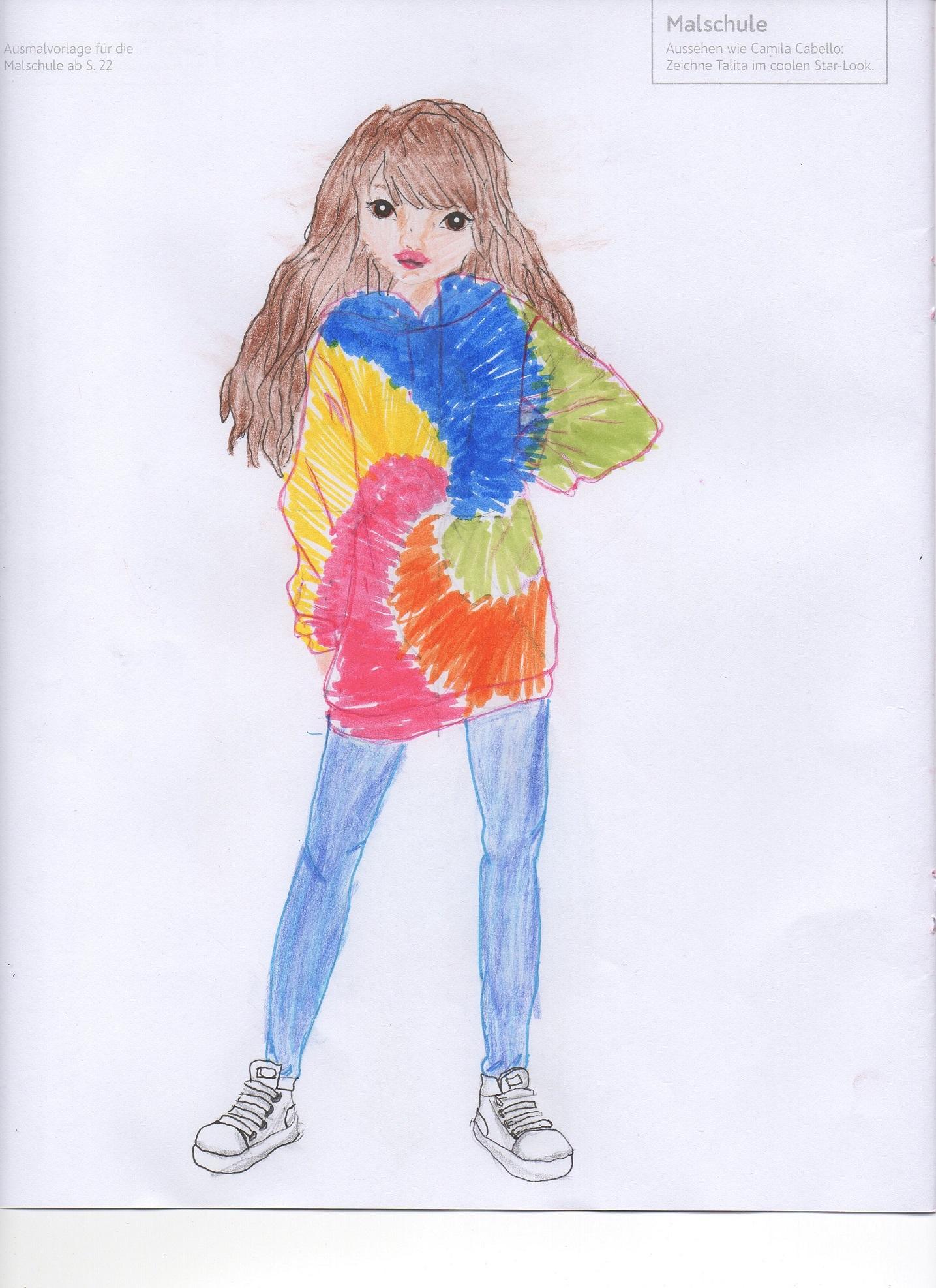 Lis D., 7 Jahre, aus Solingen