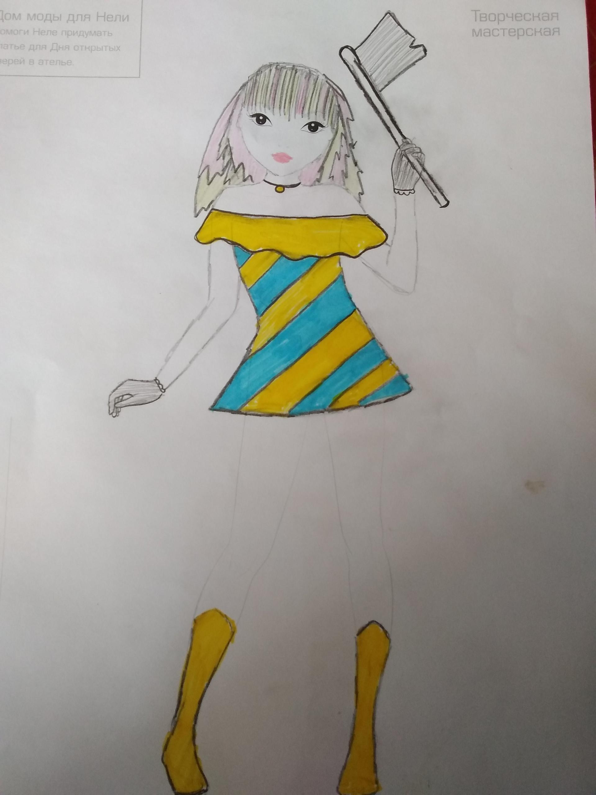 Олеся В., 10 Jahre, aus Москва