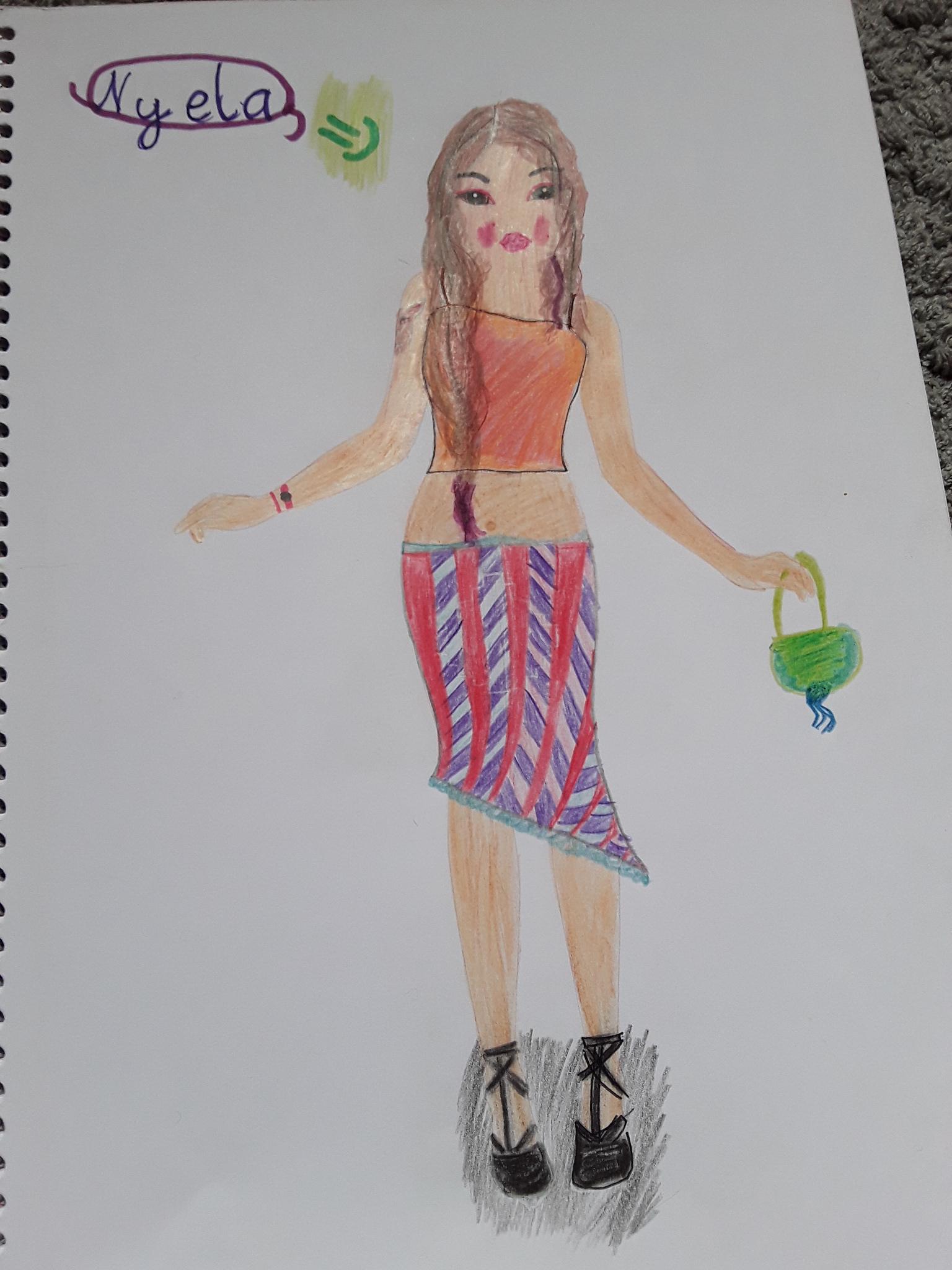 Willow K., 10 Jahre, aus Grossenlüder