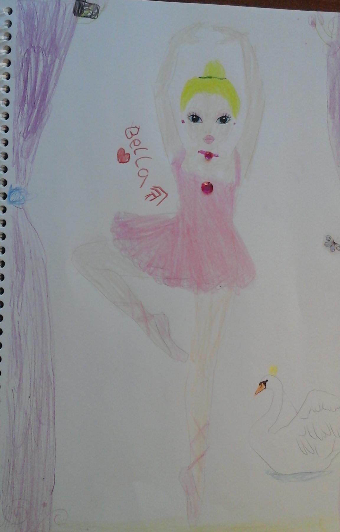 Finja W., 7 Jahre, aus Betzdorf