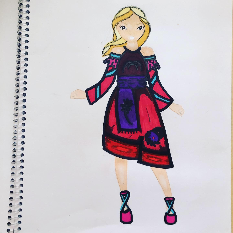 Lilli K., 11 Jahre, aus Wien