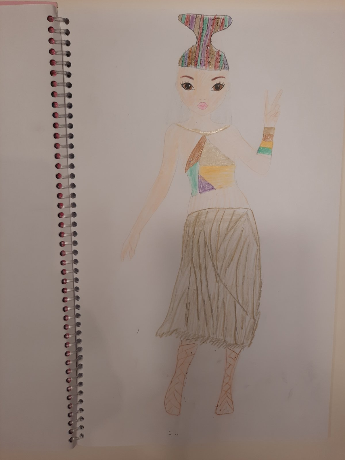 Олеся М., 10 Jahre, aus Санкт -Петербург