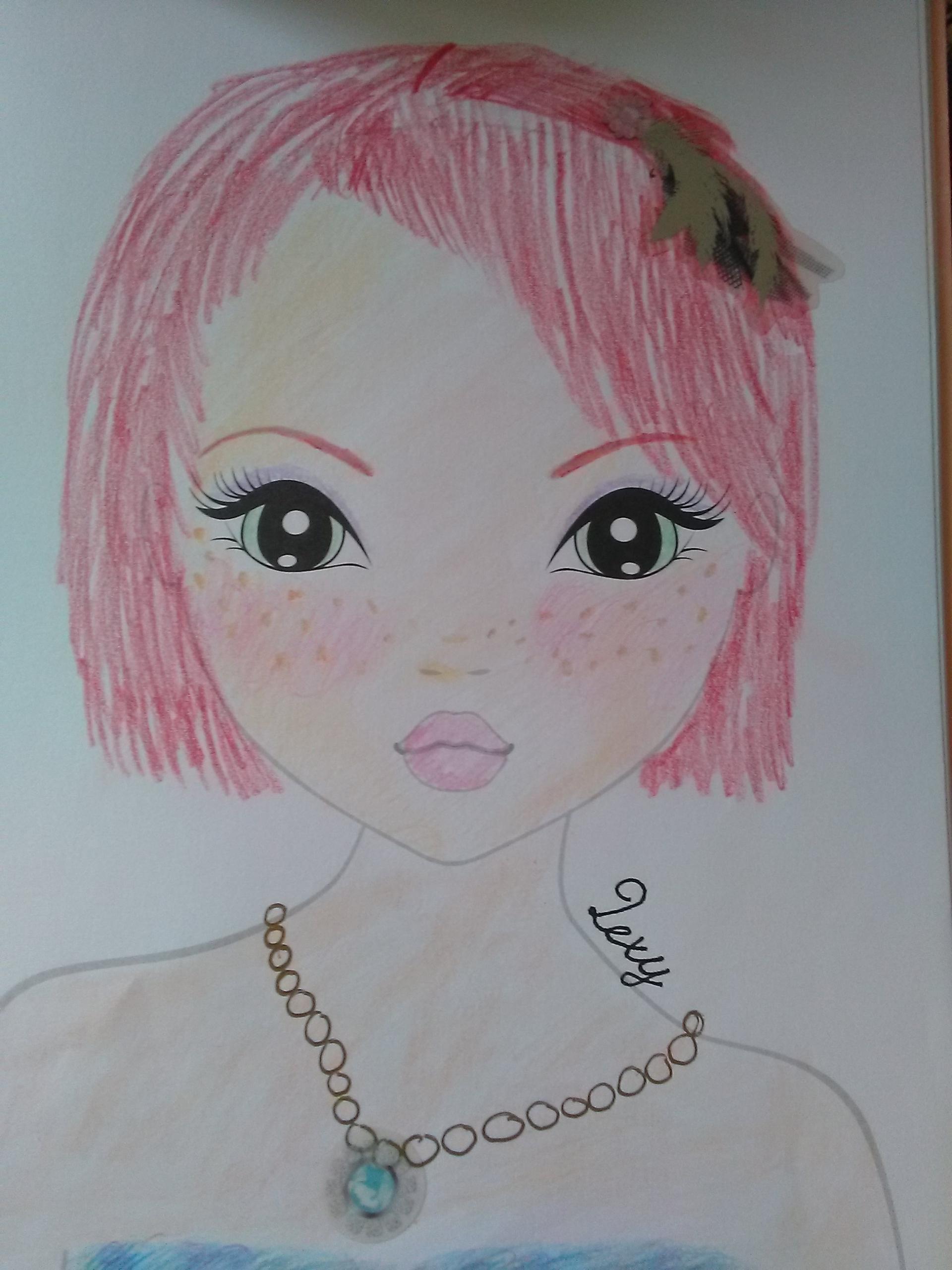 Lyra K., 10 Jahre, aus Kiel