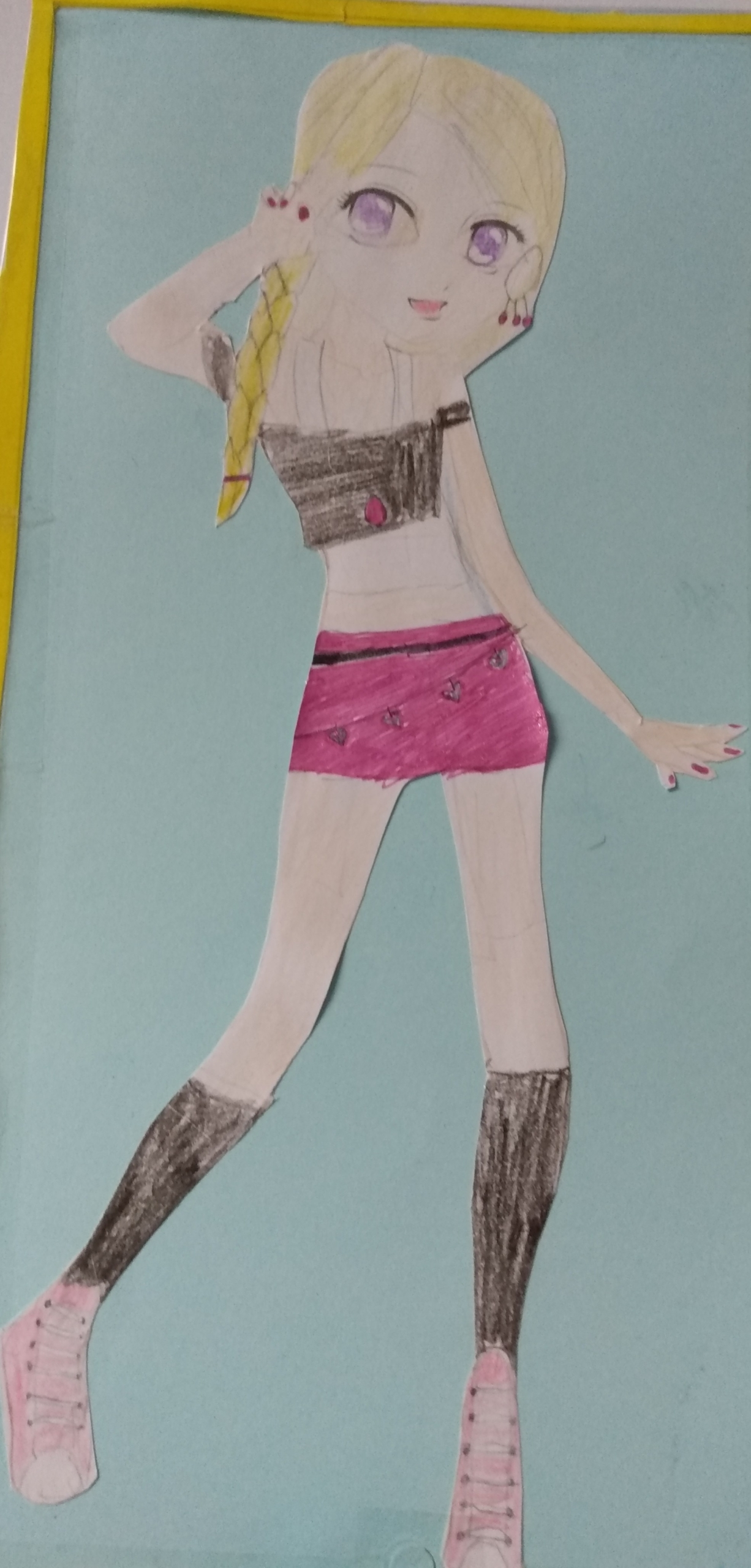 Laura H., 11 Jahre, aus Neuler