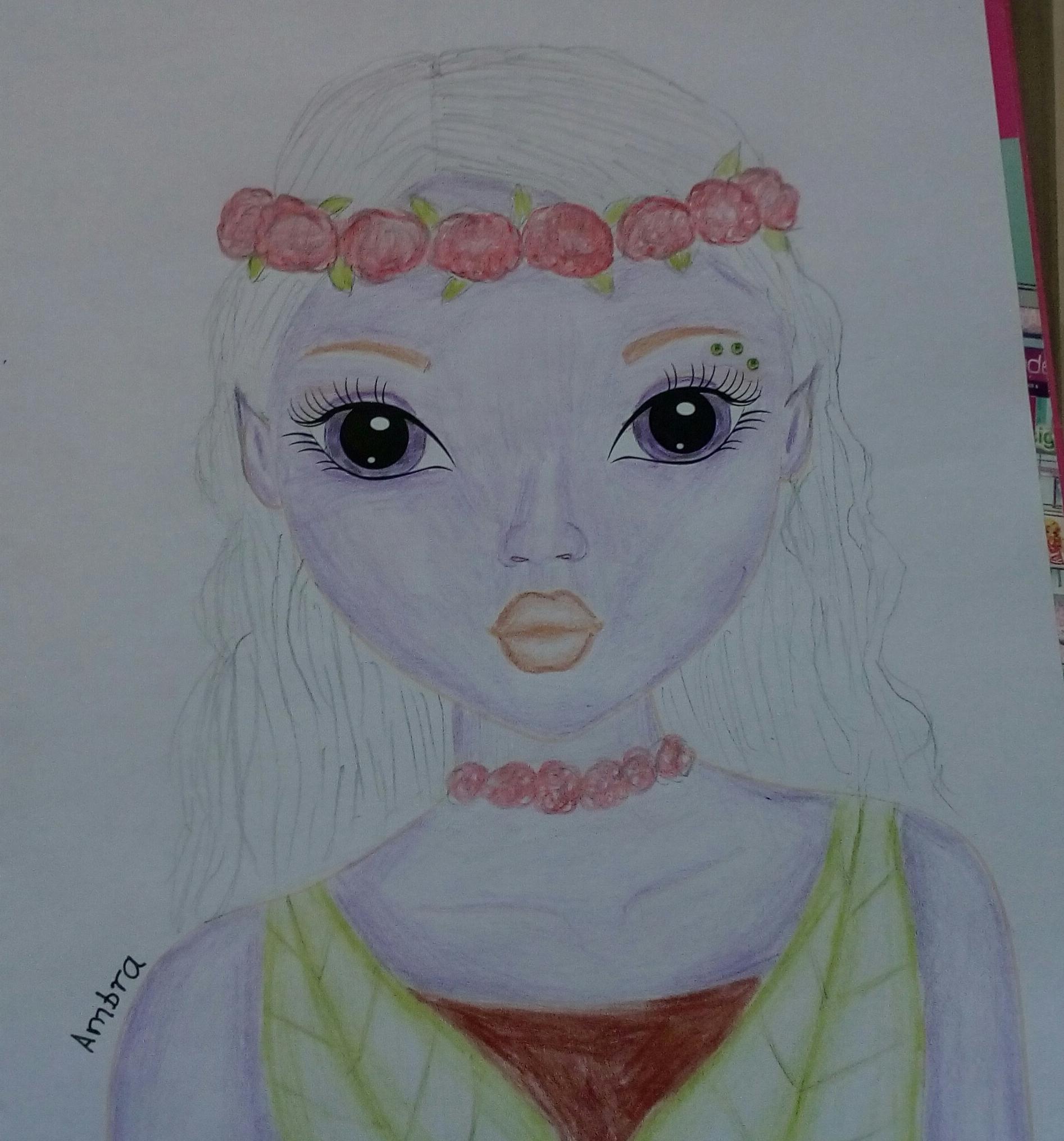 Eliška K., 11 Jahre, aus Žďár nad Sázavou