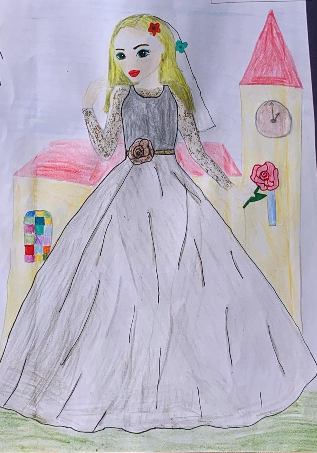 Mirja K., 10 Jahre, aus Mannheim