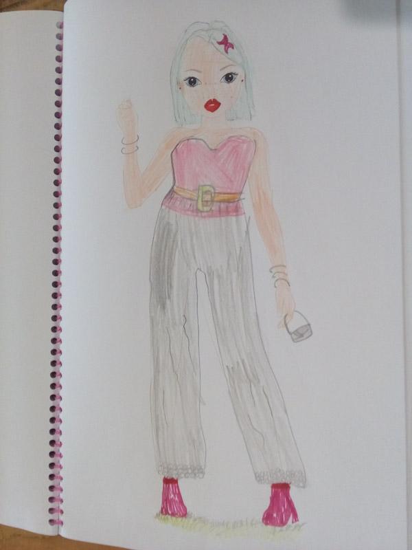 Millie B., 8 Jahre, aus Australia
