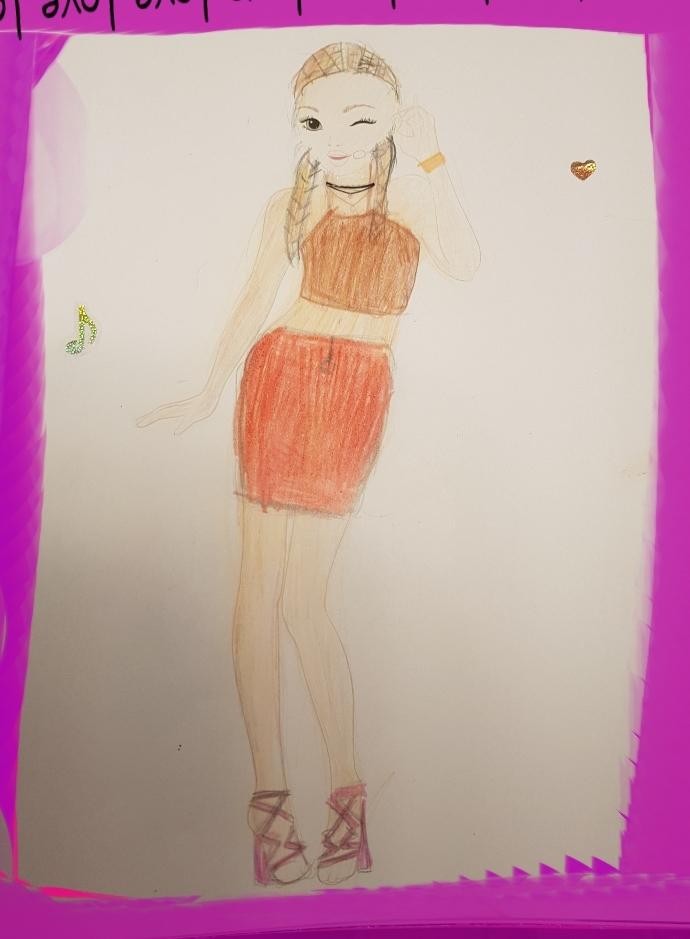 Leylinur B., 8 Jahre, aus Berlin