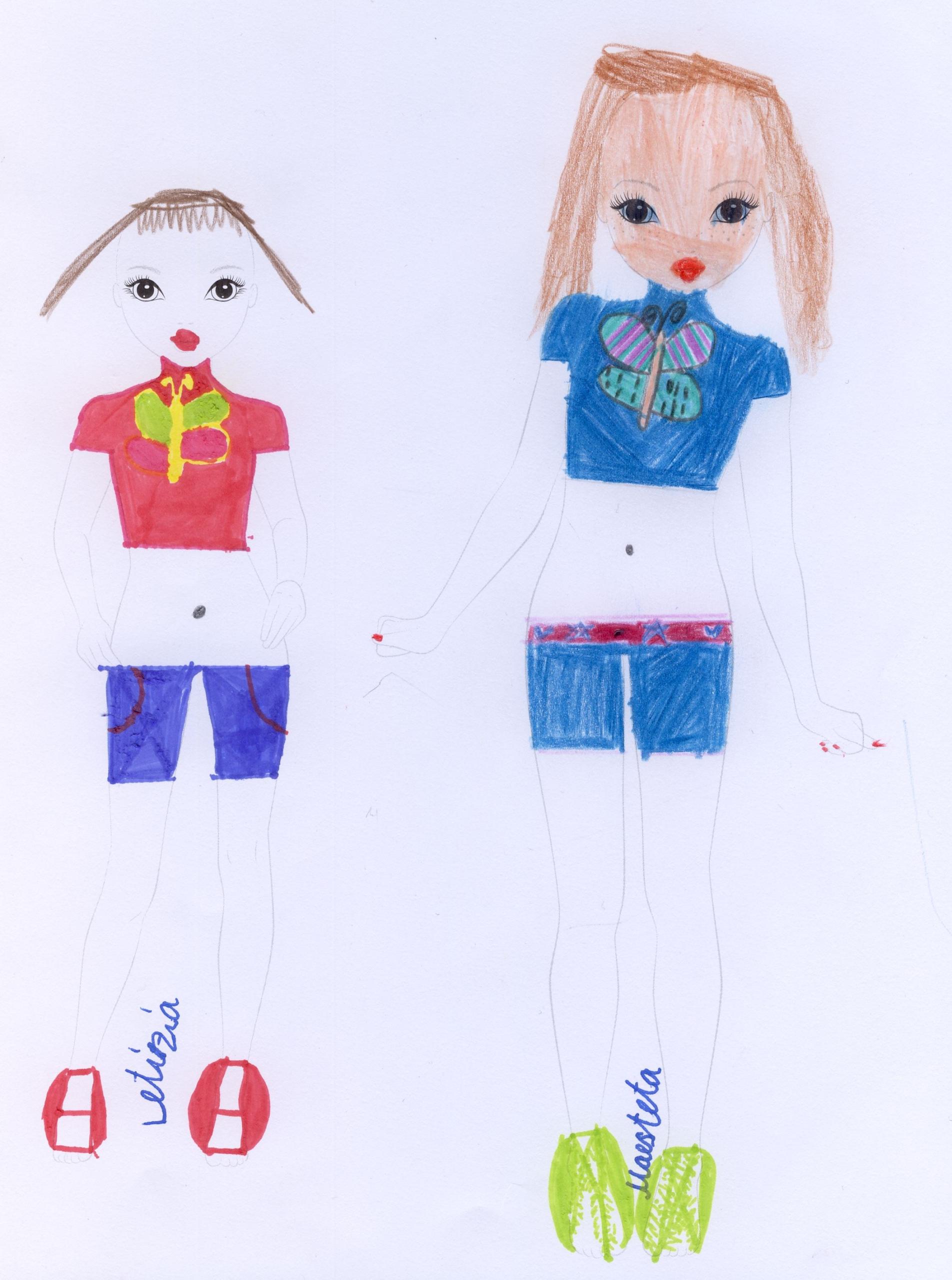 Emilia G., 8 Jahre, aus Köln