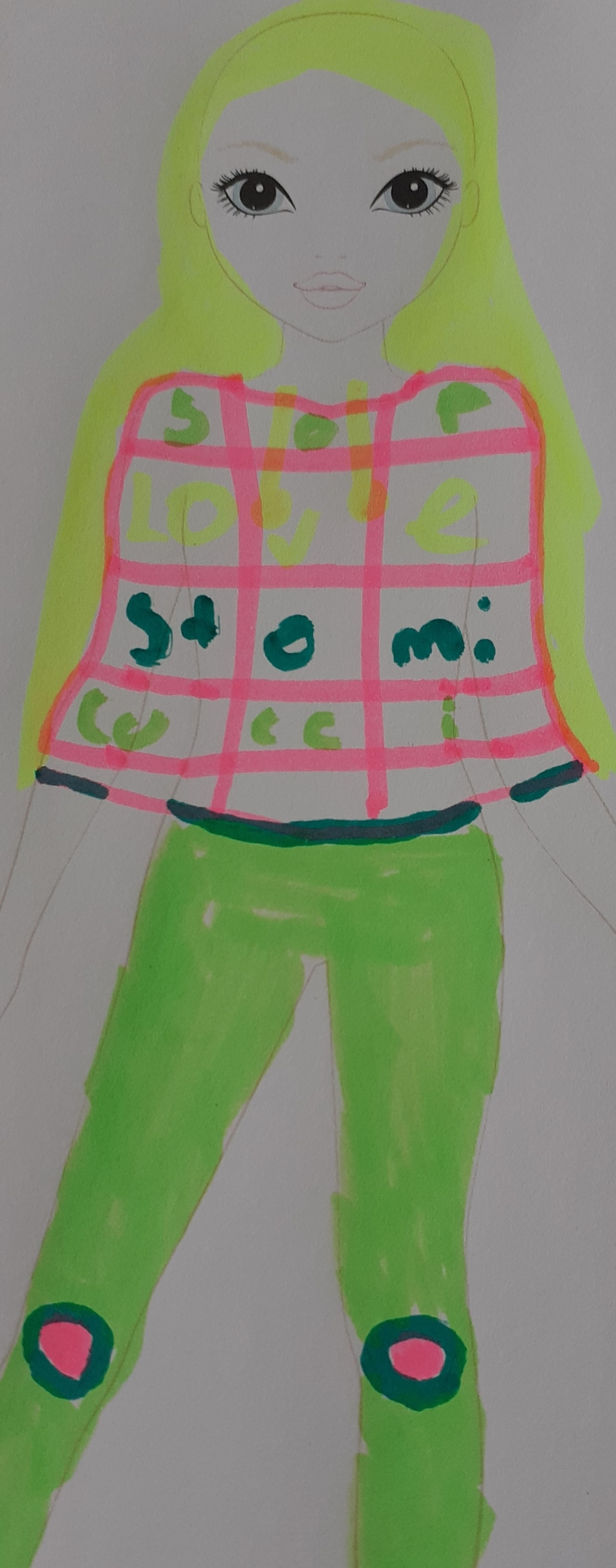 Hannah G., 9 Jahre, aus Menden/Sauerland