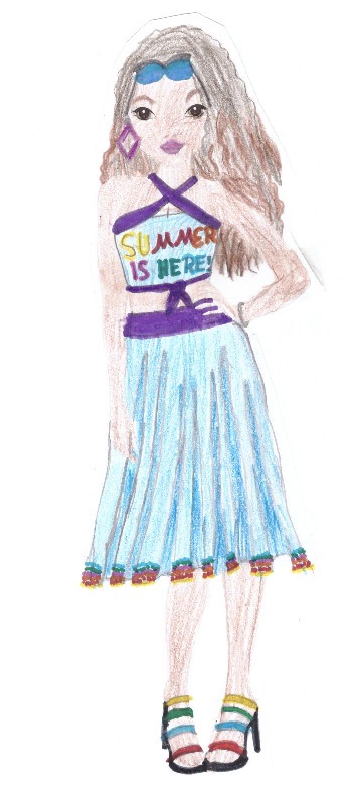 Lindiwe O., 12 Jahre, aus Noldering