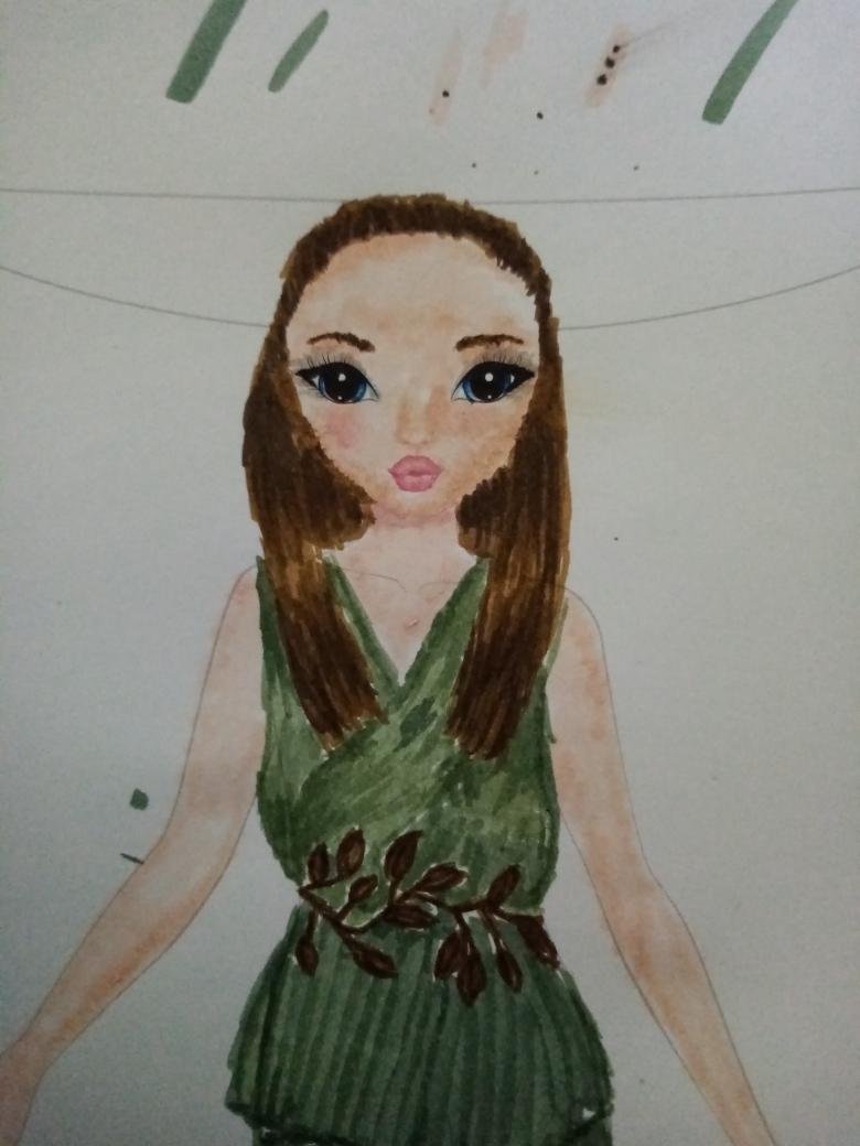 Eva D., 12 Jahre, aus Bremen