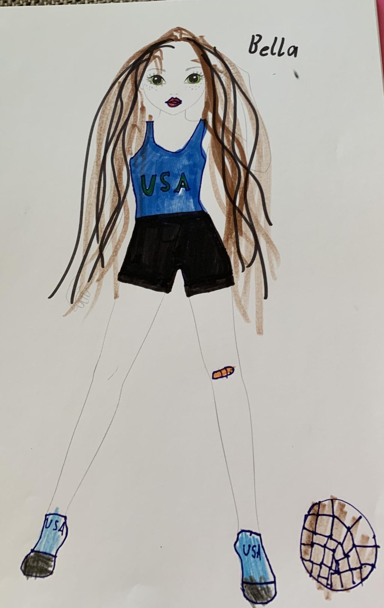 Emily A., 8 Jahre, aus Haimhausen