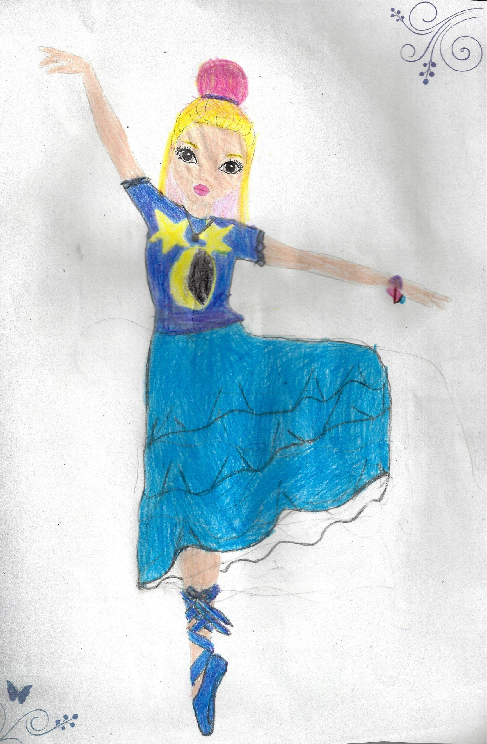 Juliana Z., 6 Jahre, aus Kempten