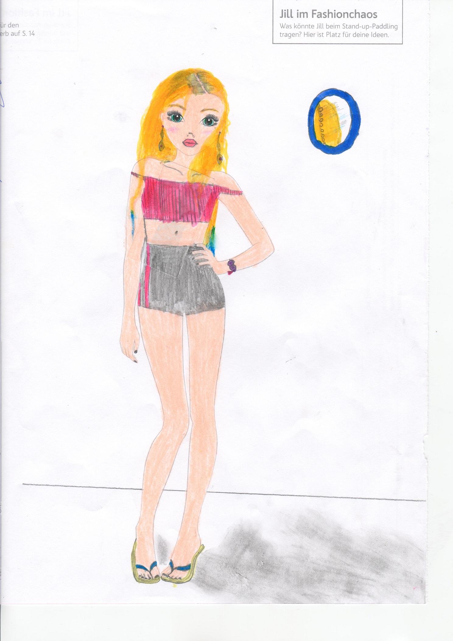 Tamara Sophie S., 10 Jahre, aus Quickborn