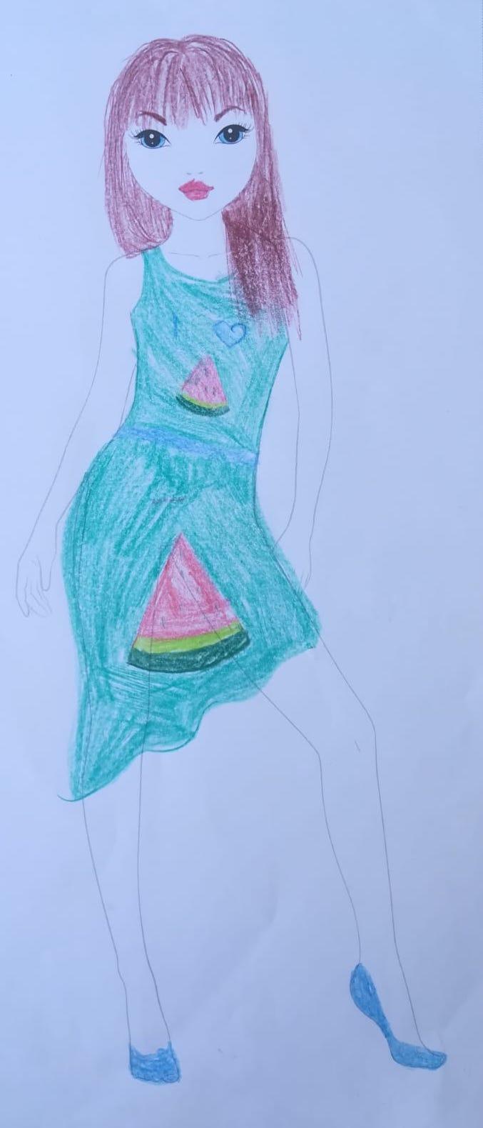 Valentina C., 11 Jahre, aus Bolzano