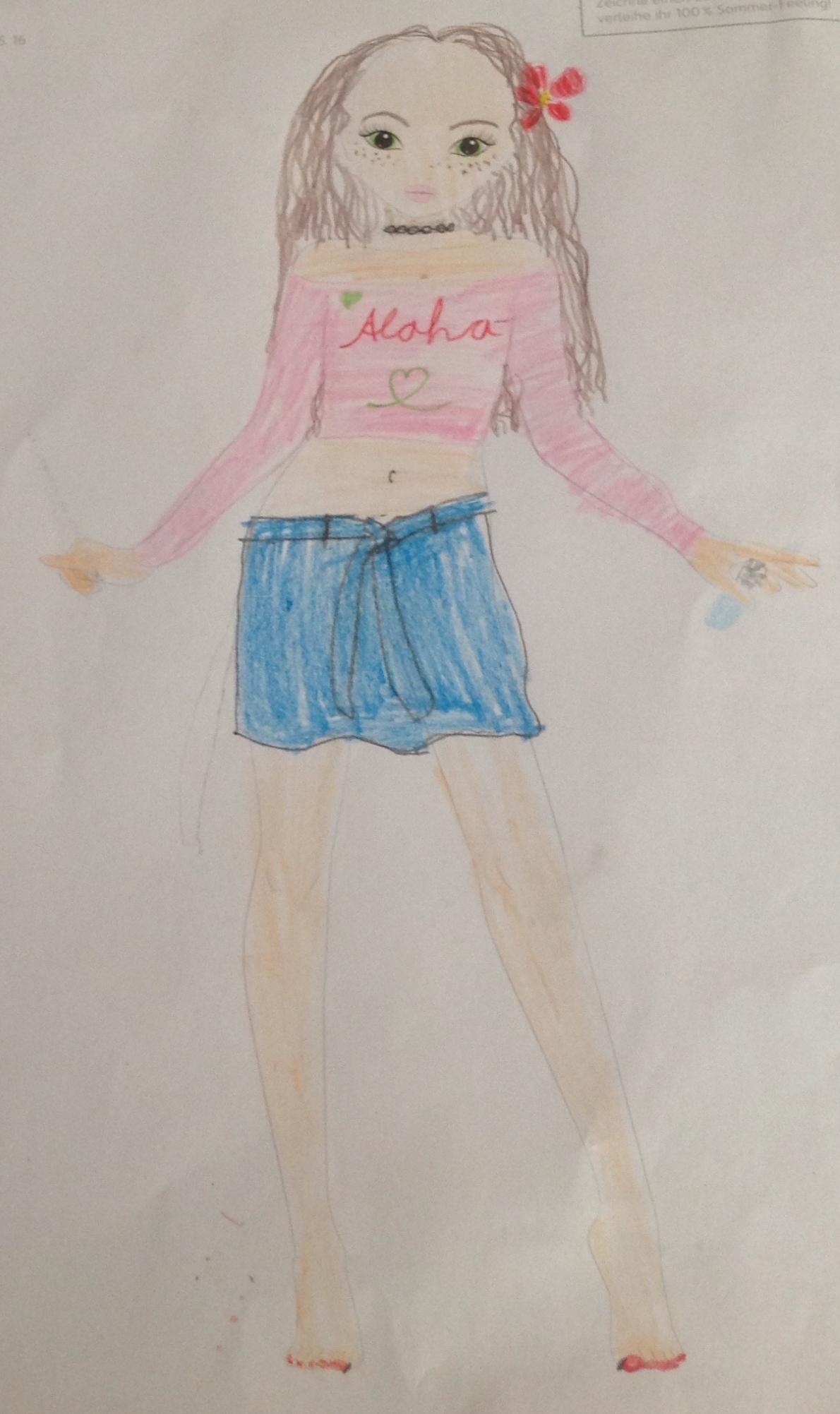 Zoe-Linn M., 10 Jahre, aus Trottenacker 153 Effingen CH