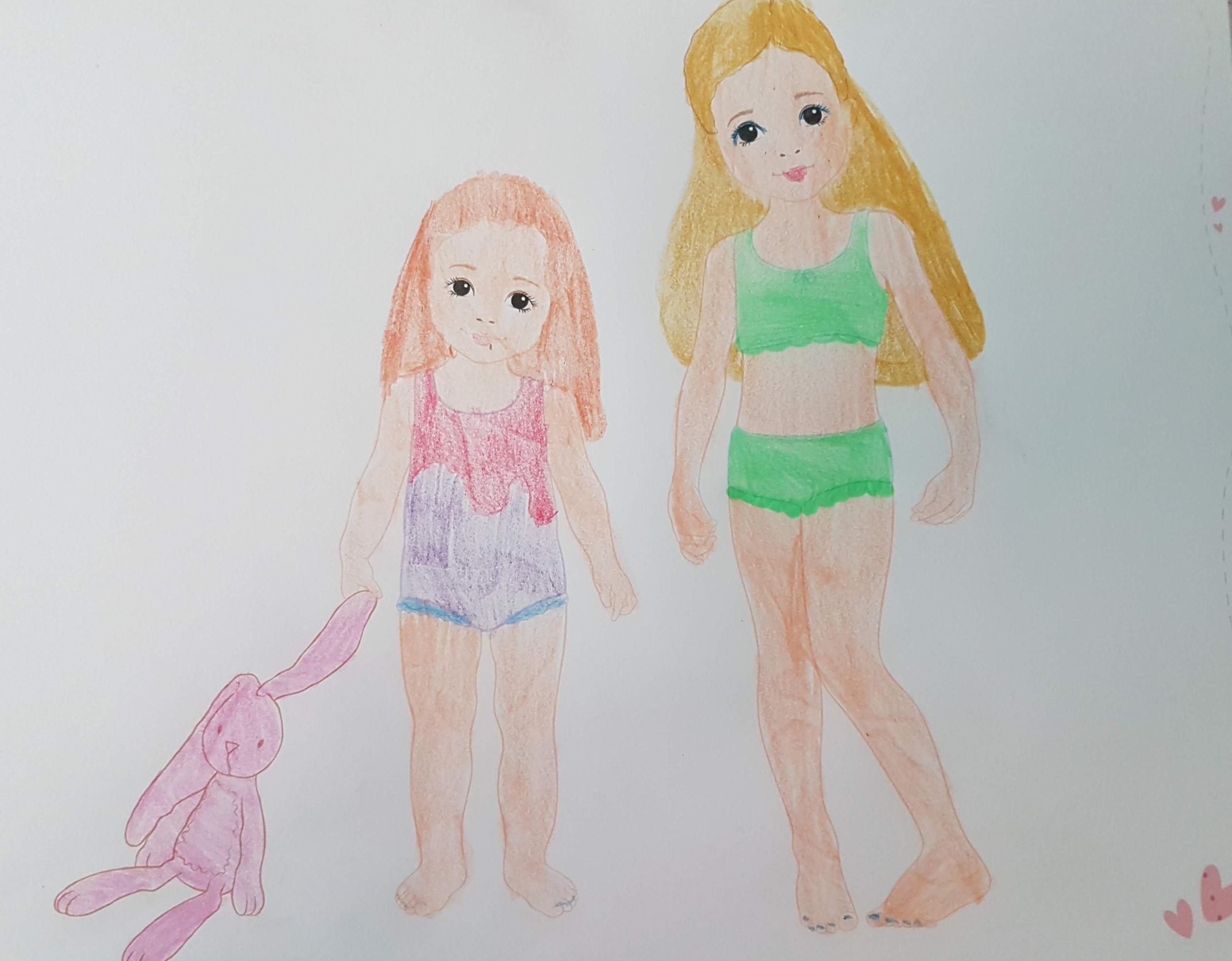 Joena H., 6 Jahre, aus Wien