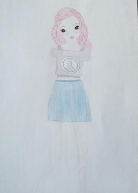 Lise D., 12 Jahre, aus Bois le roi