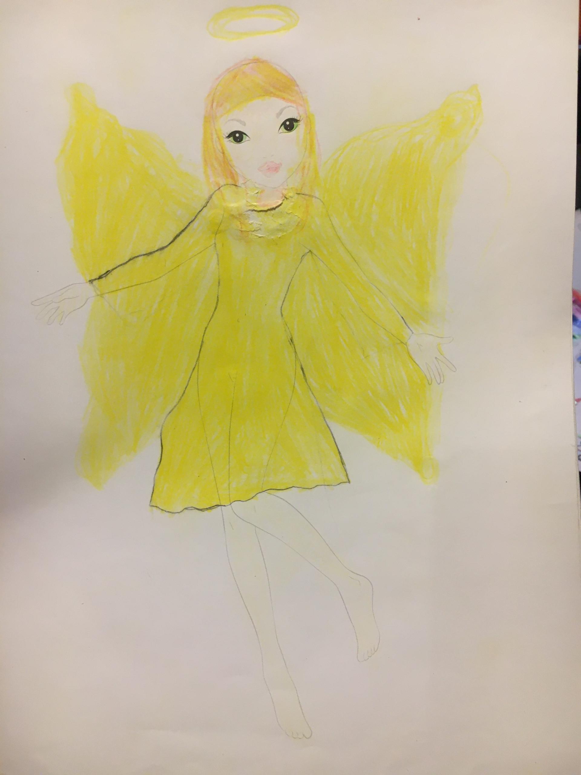 Inés Helena S., 10 Jahre, aus Wien