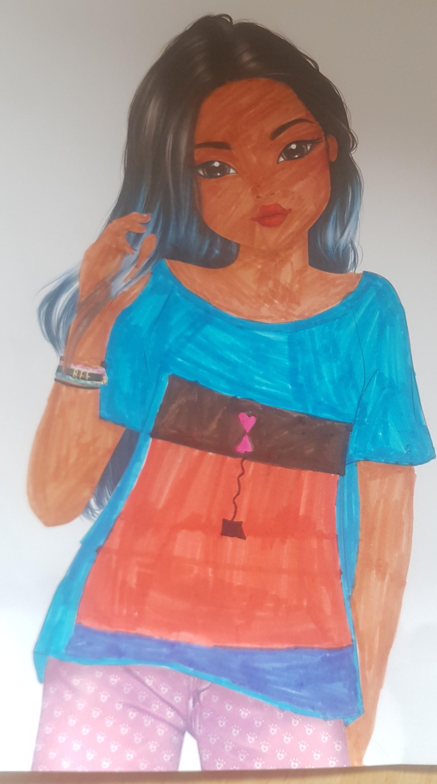 Merle Sophie liv K., 15 Jahre, aus Braunschweig