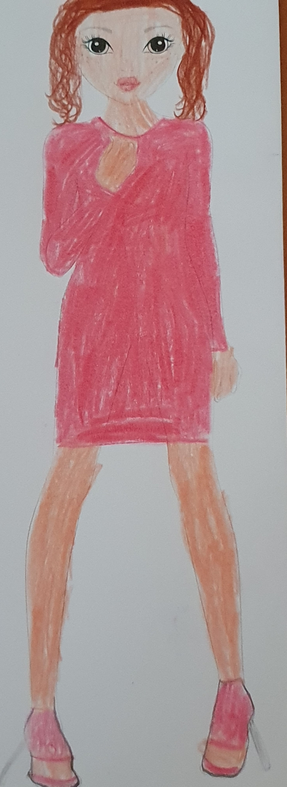 Anastasia  P., 11 Jahre, aus Achim
