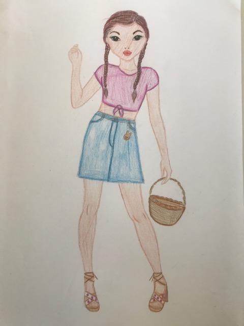 Emma T., 13 Jahre, aus Bereldange