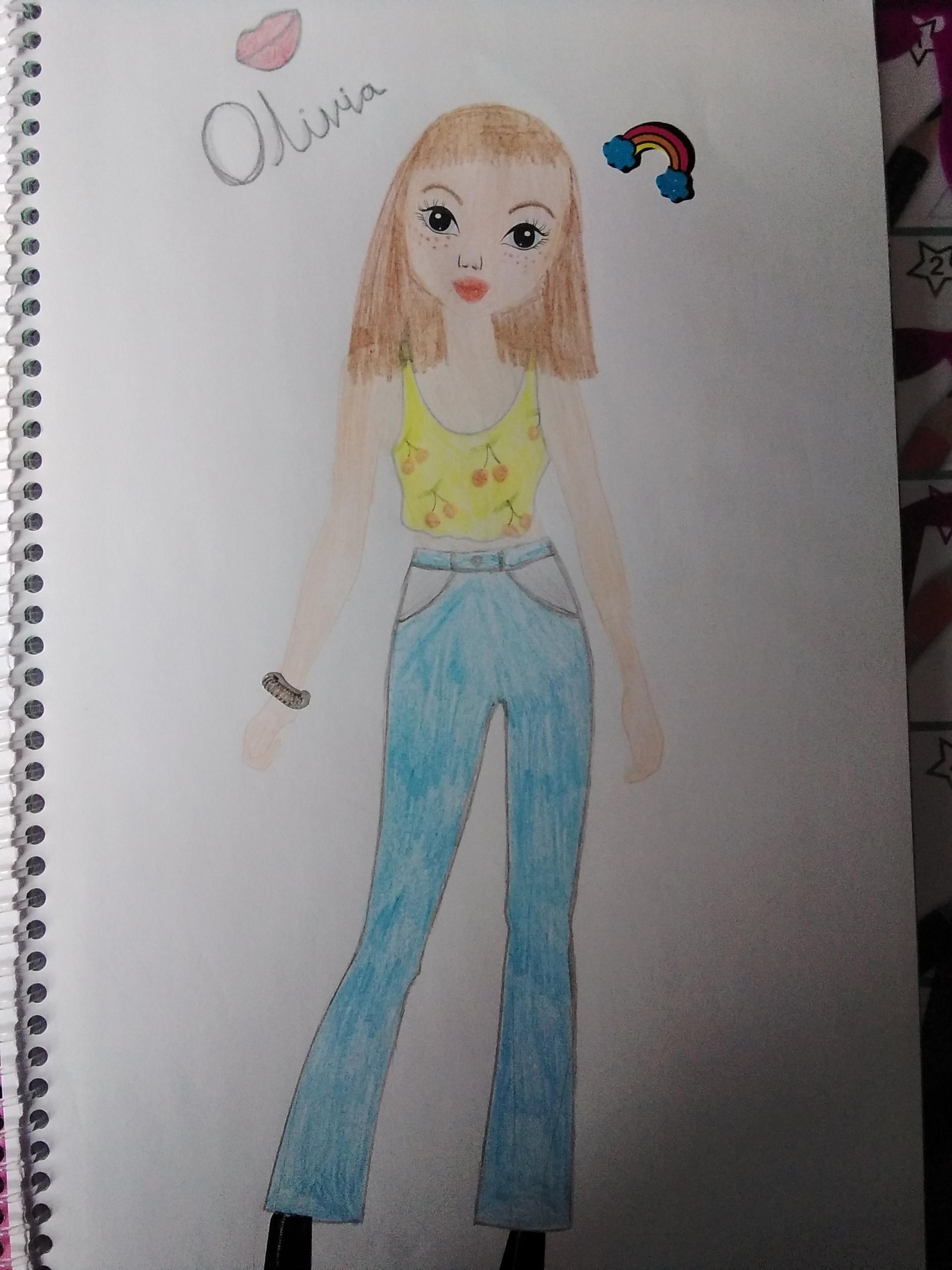 Gabriela M., 10 Jahre, aus A house