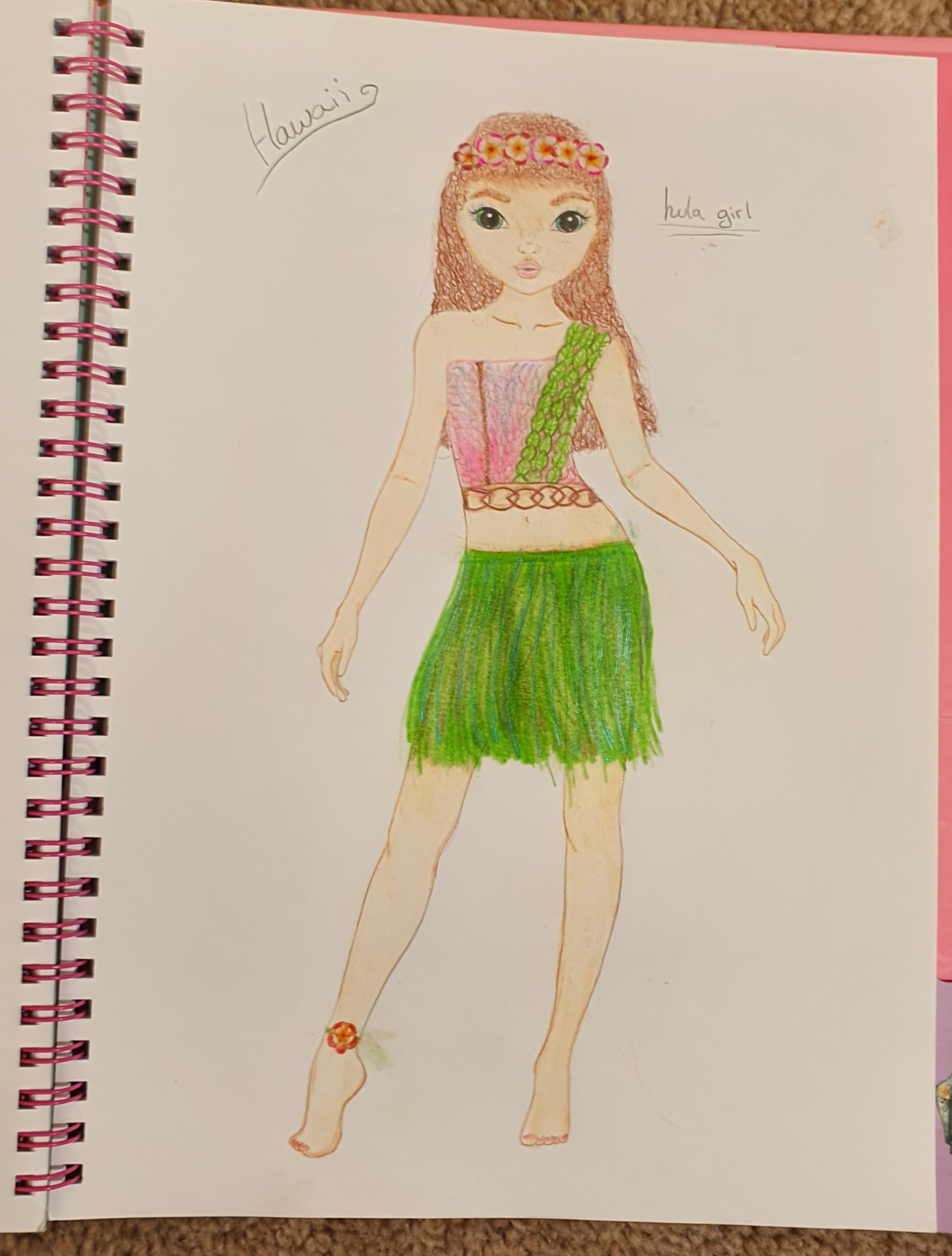 Sylvie M., 13 Jahre, aus Tasmania